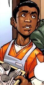 Devon Lewis (Earth-91101) from Spider-Man The Clone Saga Vol 1 2 001