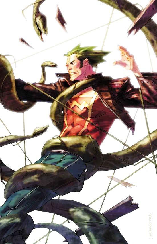 Doc Samson Vol 2 2 | Marvel Database | Fandom