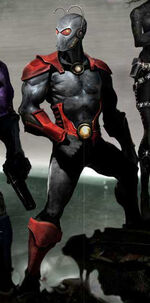Eric O'Grady (Earth-616) from Thunderbolts Vol 1 129 Langley Variant Cover