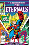 Eternals Vol 2 1