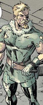 Fandral (Earth-TRN783) from Deadpool's Art of War Vol 1 4