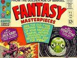 Fantasy Masterpieces Vol 1 1