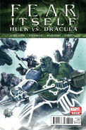 Fear Itself Hulk vs. Dracula Vol 1 2