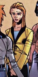 Grace Foley (Earth-616) from New Mutants Vol 2 7 001