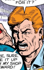 Harry (Mover) (Earth-616) from Marvel Premiere Vol 1 51 001
