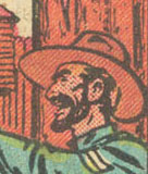 Harry Snedley (Earth-616) from Apache Kid Vol 1 2 002