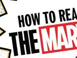 How to Read Comics the Marvel Way Vol 1 1