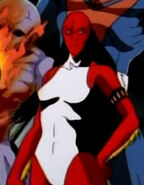 Hussar (Earth-92131) from X-Men The Animated Series Season 3 6 0001