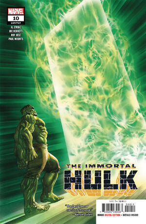Immortal Hulk Vol 1 10