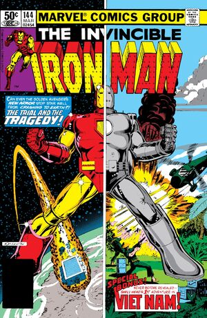 Iron Man Vol 1 144