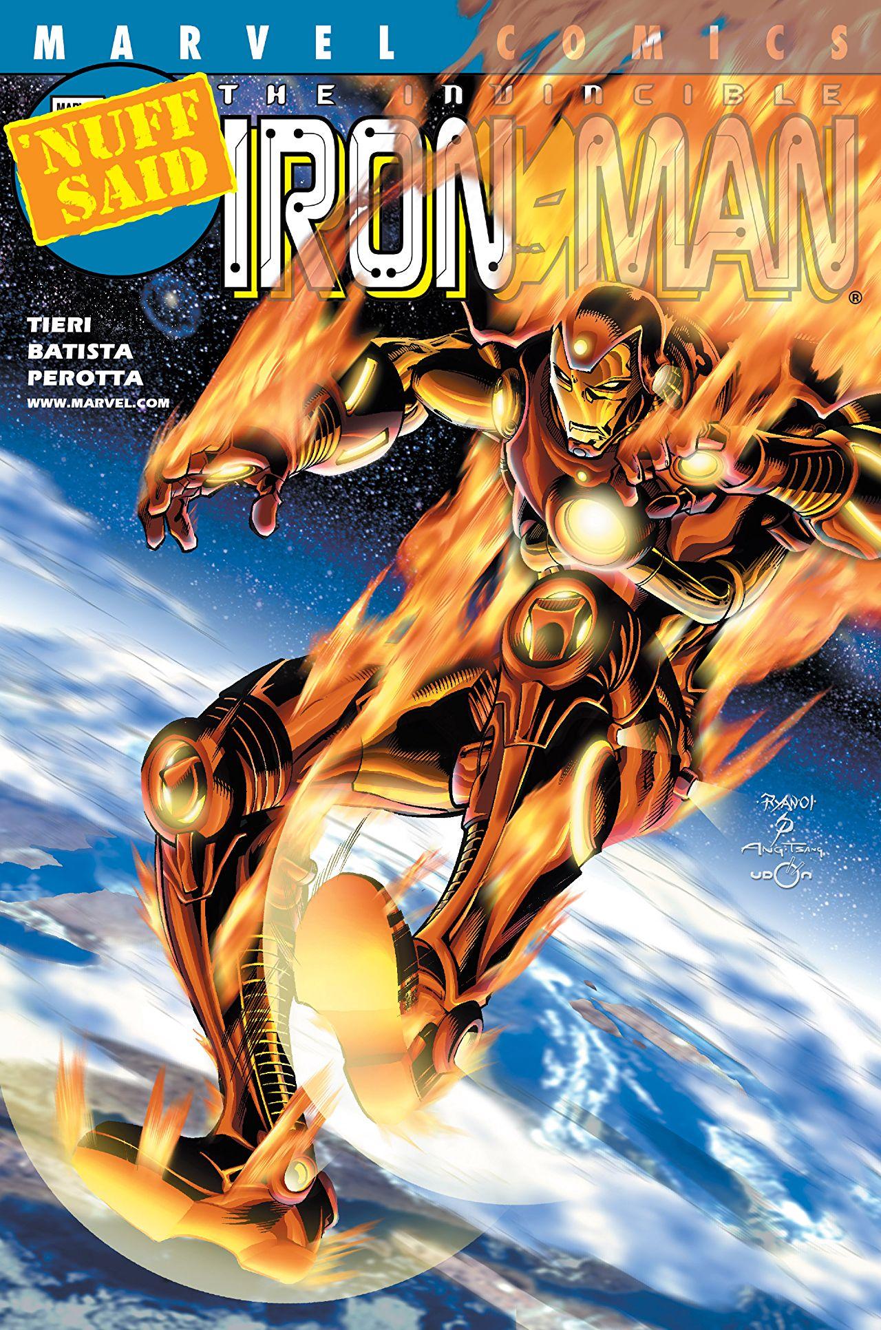Iron Man Vol 3 49