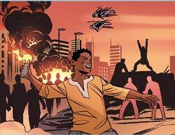 Jabari Village from Black Panther Vol 6 4 001