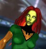 Jran Grey (Skrull) (Earth-TRN219) from Marvel Avengers Battle for Earth 0001