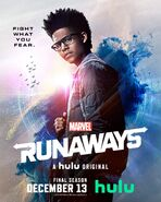 Marvel's Runaways poster 028