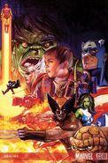 Marvel 1985 Vol 1 1 Textless