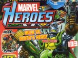 Marvel Heroes (UK) Vol 1 33