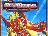 Marvel MegaMorphs: Iron Man Vol 1 1