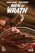 Men of Wrath Vol 1 5 Ross Variant