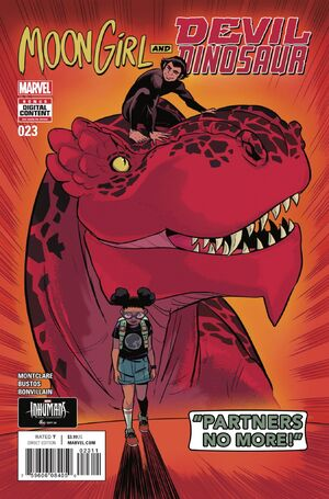 Moon Girl and Devil Dinosaur Vol 1 23