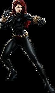 Natalia Romanova (Earth-12131) from Marvel Avengers Alliance 001