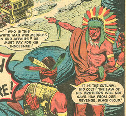 Navajo Nation (Earth-616) from Kid Colt Outlaw Vol 1 12 0001