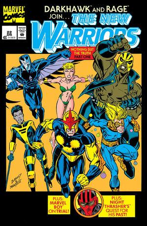 New Warriors Vol 1 22