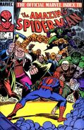 Official Marvel Index to Amazing Spider-Man Vol 1 4