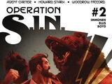 Operation S.I.N. Vol 1 2
