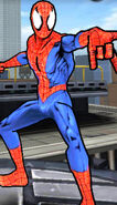 Peter Parker (Earth-TRN461) from Spider-Man Unlimited (video game) 067