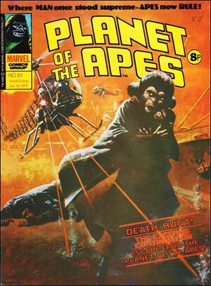 Planet of the Apes (UK) Vol 1 61