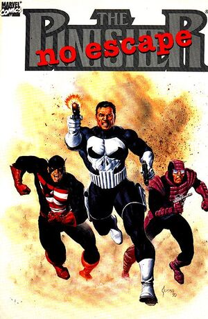 Punisher No Escape Vol 1 1