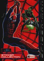Spider-Man Sticker Collection Vol 1 1