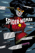 Spider-Woman Vol 6 6 Rodriguez Variant Textless