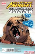 Tails of the Pet Avengers The Dogs of Summer Vol 1 1