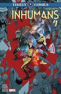 Timely Comics All-New Inhumans Vol 1 1