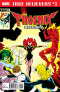 True Believers Phoenix Returns Vol 1 1