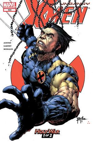 Uncanny X-Men Vol 1 423