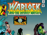 Warlock and the Infinity Watch Vol 1 42