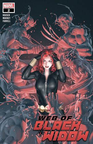 Web of Black Widow Vol 1 2