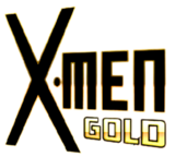 X-Men Gold (2013) logo