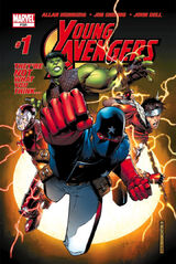 Young Avengers Vol 1 1