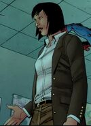 Yuriko Watanabe (Earth-616) from Amazing Spider-Man Vol 1 664 001