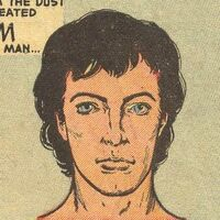 Adam (Earth-616) from Bible Tales for Young Folk Vol 1 1 001