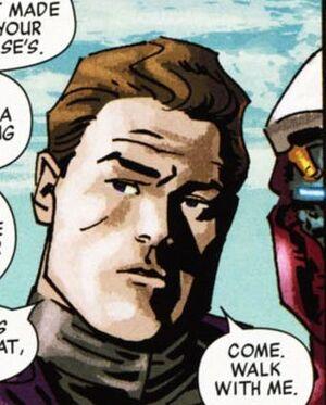 Agent Abrams (HAMMER) (Siege Embedded -2)