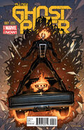 All-New Ghost Rider Vol 1 3 Texeira Variant