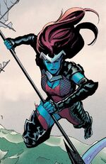 Andromeda Attumasen (Earth-616) from Avengers Vol 8 10 001