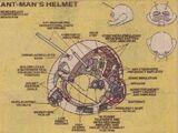 Ant-Man's Helmet