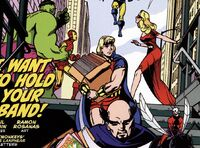 Avengers (Earth-1611) from The Age of the Sentry Vol 1 4 0001