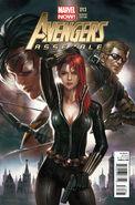 Avengers Assemble Vol 2 13 In-Hyuk Lee Variant
