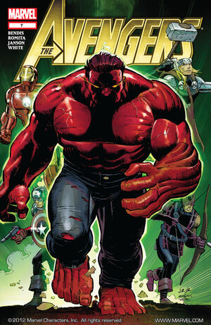 Avengers Vol 4 7